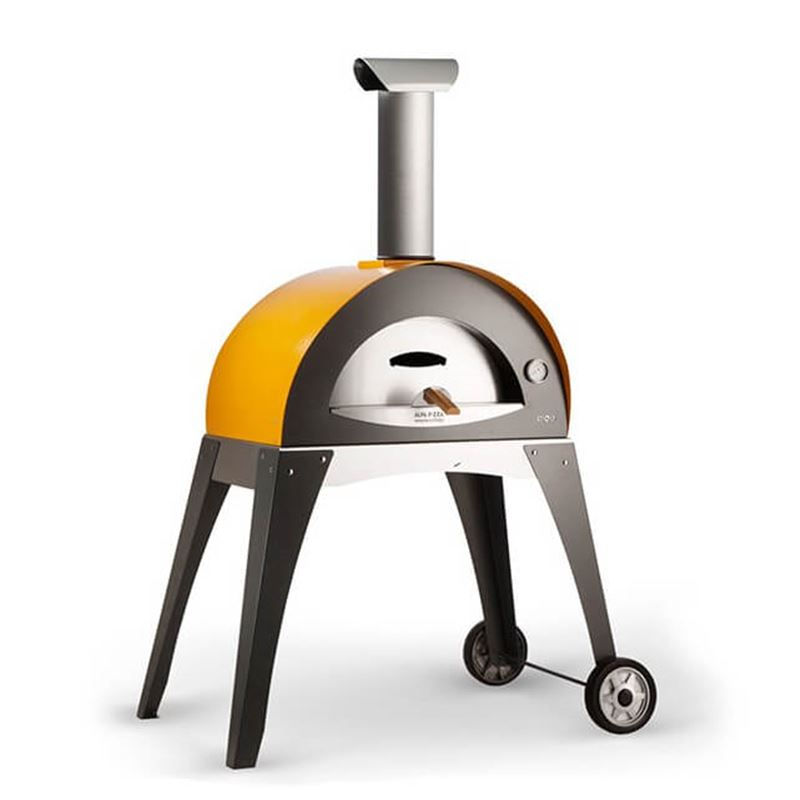 Outdoor pizza ovens forno ciao by alfa pizza for Four pizza exterieur
