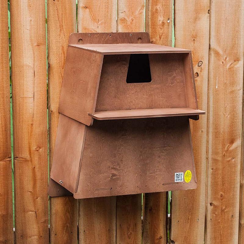 Buy Barn Owl Nest Box From Garden Gift Shop