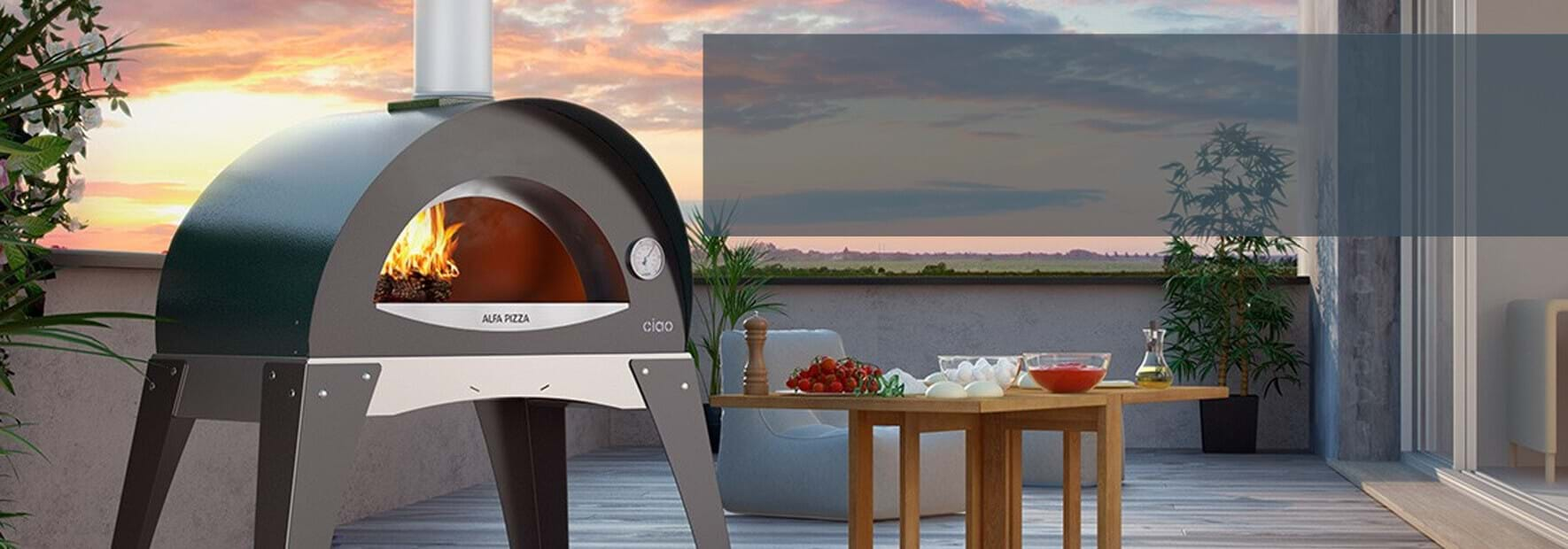 A Guide To Our Outdoor Ovens