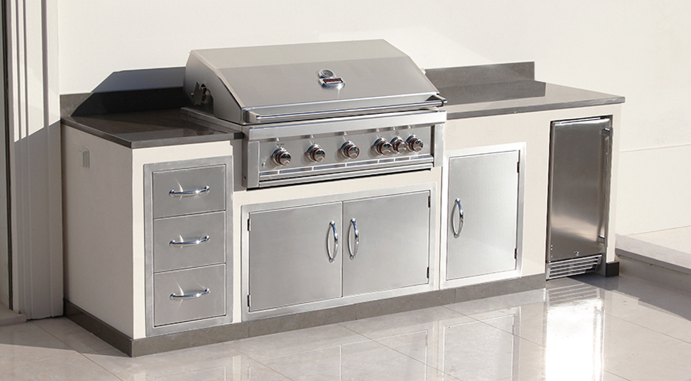 Sunstone Stainless Steel Outdoor Kitchens