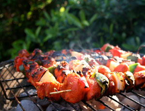 healthy-bbq Healthy recipes for Outdoor BBQ