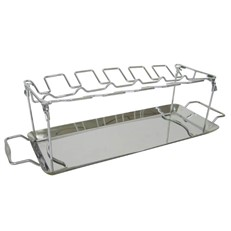 BBQ Rack for Chicken Wings or Drumsticks