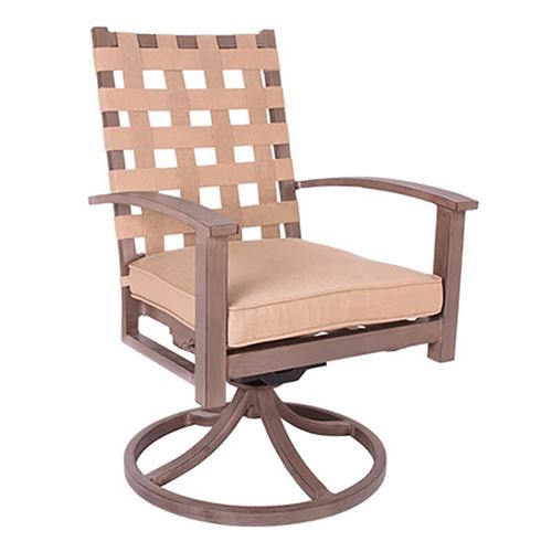 Foremost Encore Luxury Swivel Rocking Chair