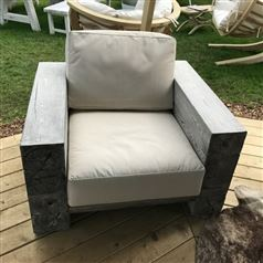 Foremost Block Superior Outdoor Chair