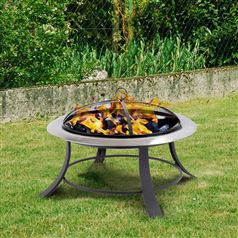 Silver City Outdoor Fire Pit
