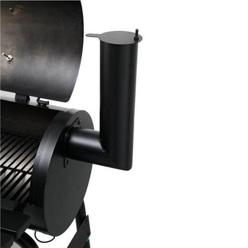 Offset BBQ Pit Smokers