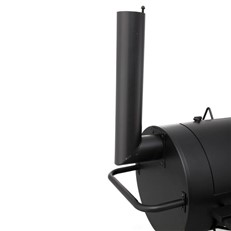 Milwaukee Offset BBQ Smoker