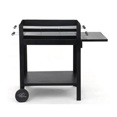 Charcoal BBQ Grill Lambada Screwless