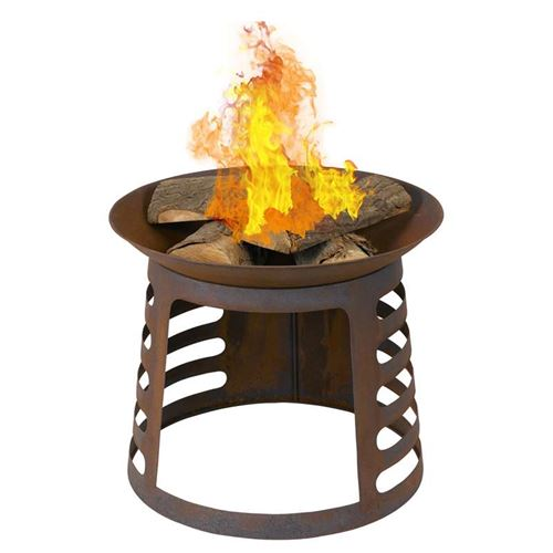 Lynnfield Fire Bowl with Stand