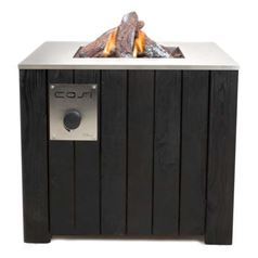 CosiCube 70 Gas Fire Table