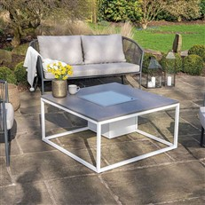 CosiLoft 100 Lounge Table Fire Pit