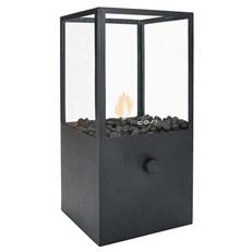 CosiScoop Dome Black Gas Lantern