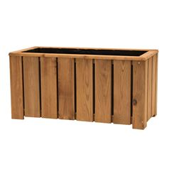 Valmiera Rectangular Planter
