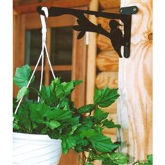 Woodpecker Hanging Basket Bracket