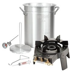 Bayou Turkey Fryer Pot