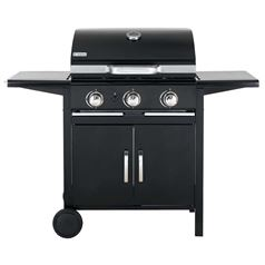 Mayfield 3 Burner Gas BBQ Grill