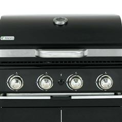 Richfield 4 Burner Gas BBQ Grill