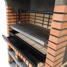 Huge Pan American Plus XXL BBQ Grill