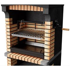 Las Pampas Plus XL Wood Fired Barbecue