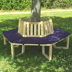 Pressure Treated Tree Seat