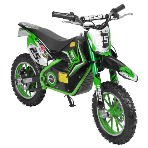 Child's Mini Motocross Bike Battery Powered