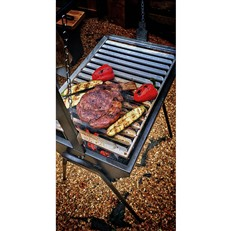 Assador Wood Fired BBQ Grill 70cm