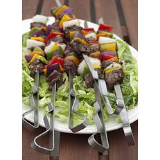 Stainless Steel Kebab Skewers