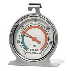 Outdoor Oven Temperature Gauge