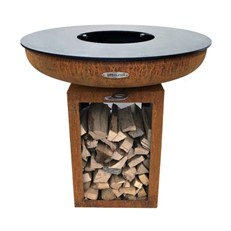 Remundi Carus Fire Bowl Grill and BBQ