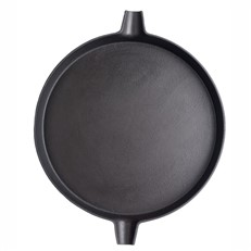 Cast Iron Pan Inlay for Grid in Grid BBQ System