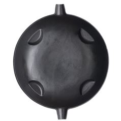 Cast Iron Wok Inlay for Grid in Grid System