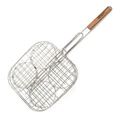 BBQ Grill Burger Patty Broiler Basket