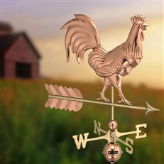 Rooster Farmhouse Weathervane