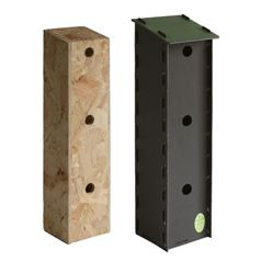 Eco Sparrow Tower Nest Box
