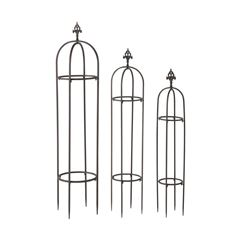 Garden Obelisks Set of 3