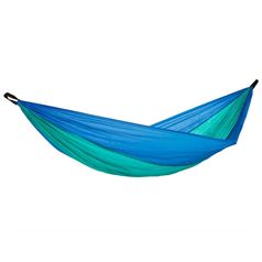 Amazonas Ultra Light Portable Adventure Hammock in Ice Blue