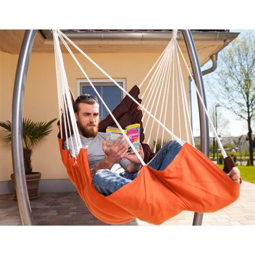 Amazonas California Hanging Chair with Foot Rest