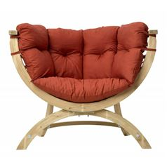Siena Uno Wooden Garden Chair