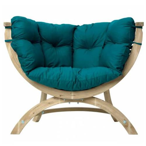 Weatherproof Siena Uno Wooden Chair