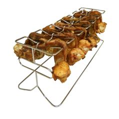 Traeger BBQ Chicken Leg and Wing Rack