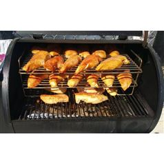 Traeger BBQ Smoke Shelf