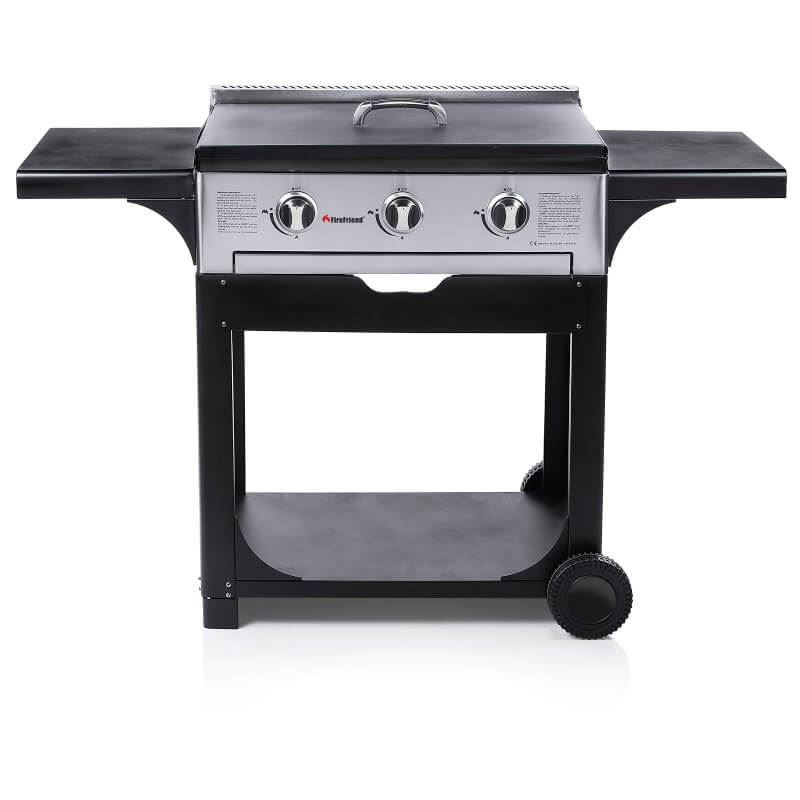 plancha grill uk plancha grill simplicity 3 burners. Black Bedroom Furniture Sets. Home Design Ideas