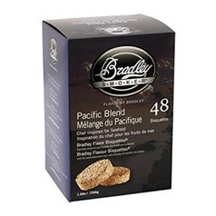 Bradley Flavour Bisquettes 48 pack