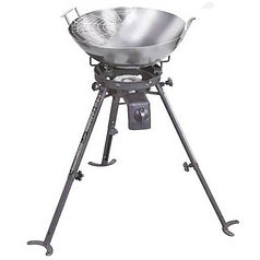 Complete Outdoor Wok Set