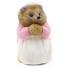 Beatrix Potter's Mrs Tiggy Winkle Coloured Cane Companion