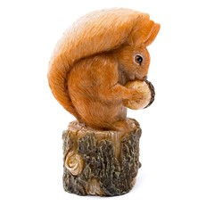 Beatrix Potter's Squirrel Nutkin Coloured Cane Companion