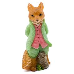 Beatrix Potter's Mr Tod Coloured Cane Companion