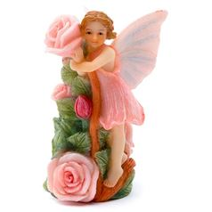 Colour Rose Fairy Cane Companion