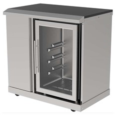Premium L-Shaped Stainless Steel Outdoor Kitchen