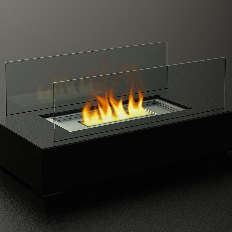 Bio Ethanol Table Fireplace